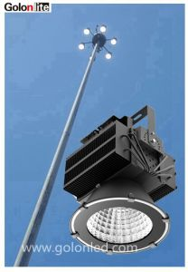 5 Years Warranty LED Outdoor Lighting 120V 230V 277V 347V 480V 500 Watt High Mast LED Flood Light pictures & photos