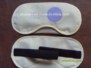 Customized 100% Cotton Promotion Eye Mask pictures & photos