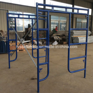 American Frame for Construction Equipment pictures & photos