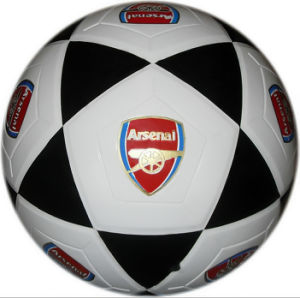 Hand Stitching PVC PU Soccer Ball pictures & photos