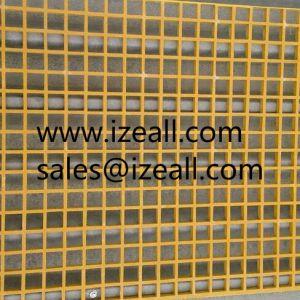 UV Protection Fiberglass Grating for Public Walkways