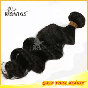 New Arrival Snake Body Wave Raw Brazilian Remy Human Hair pictures & photos