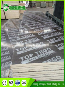 Building Materials Film Faced Plywood for Construction From Chengxin Factory pictures & photos