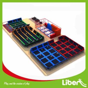 2015 Liben Brand Big Indoor Commercial Trampoline for Park pictures & photos