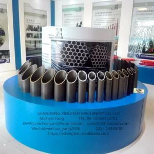 Tempering Treatment #45 Carbon Steel Hydraulic Cylinder Pipe pictures & photos