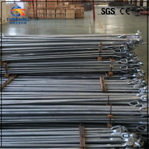 Forged Galvanized Alloy Steel Long Container Lashing Bar pictures & photos