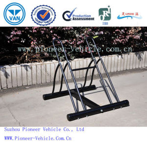 Foldable Powder-Coated for Secure Parking Bike Rack pictures & photos