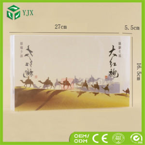 OEM ODM PP PVC Pet Clear Tea Plastic Packaging Box