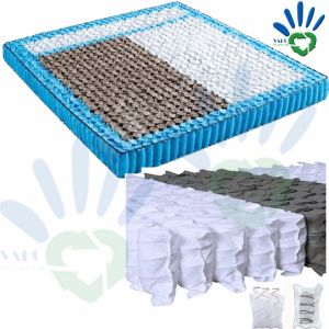 PP Non-Woven Spunbonded Fabric Bed Mattress Sofa Cover pictures & photos