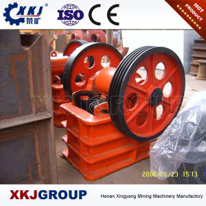 Advanced PE250*400 Jaw Crusher/ Stone Crusher for Quarry/Construction Primary Crushing pictures & photos