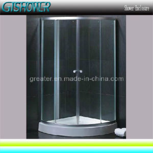 Glass Semi Frameless Shower Enclosure (KF101A) pictures & photos