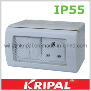 IP55 Electrical Power Switch Socket pictures & photos