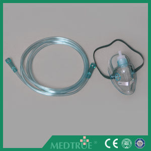 CE/ISO Approved Adult Standard Oxygen Mask with Tubing (MT58027001) pictures & photos