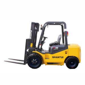 3ton Diesel Forklift with Isuzu Engine pictures & photos
