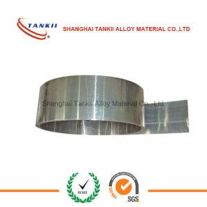 Iron-chromium-aluminium (FeCrAl) alloys 0.3mm thickness strips in stock pictures & photos
