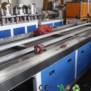 Wood Plastic Composite WPC Profile Production Line for Flooring / Pallet pictures & photos