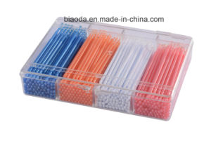 Hot Sale! High Quality! Disposable Dental Micro Applicators Dental Micro Brush 100PCS/Box pictures & photos