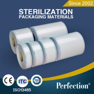 Medical Supplies Heat Sealing Sterilization Flat Reel pictures & photos