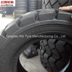 Bias Forklift Tyre/Tire Factory pictures & photos