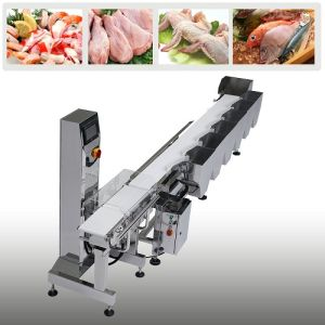 Multistage Weigher for Sea Food pictures & photos