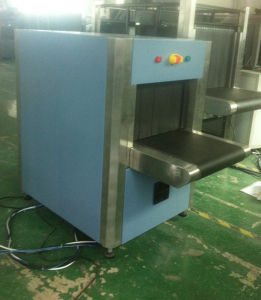 X Ray Conveyor Scanner for Mall, Supermarket, Prison, Building Entrance Ect pictures & photos