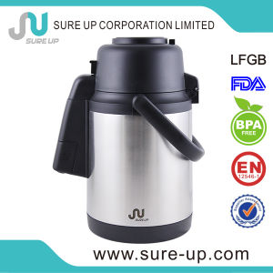 New Design Outdoors Ss Stainless Steel Vacuum Coffeepot (ASUM) pictures & photos
