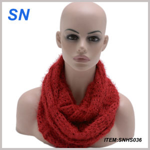 2015 Good Quality Winter Wholesale Infinity Scarf pictures & photos