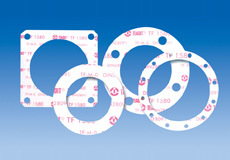 Tealon® Structured PTFE Gasket Sheet pictures & photos