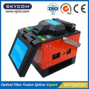 CE SGS Patented Fiber Optic Splicer (T-107H) pictures & photos
