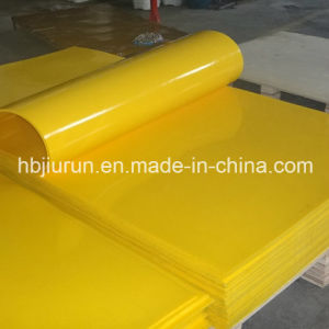 100% Virgin PU Polyurethane Sheet for Engineering pictures & photos
