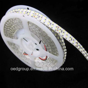 3528SMD 240LED Double Row LED Flexible Strip Light pictures & photos