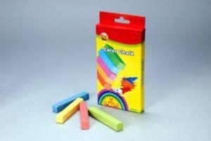 12PCS Square Color Chalk Without label pictures & photos