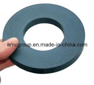 Cheap China Permanent Ring Barium Ferrite Magnet pictures & photos