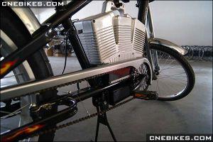 36V 500W Brushless Hi-Speed Rear Motor Harley Ebike pictures & photos