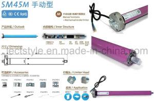 Sm45m Series Tubular Motor (European STYLE) pictures & photos