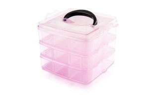 Nail Tool Plastic Box pictures & photos