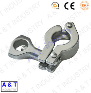 CNC OEM/ODM Precision Stainless Steel/Brass/Aluminum/ Sewing Machine Parts pictures & photos