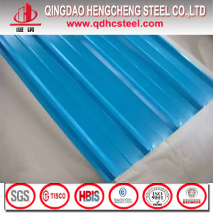 Colorful Corrugated Metal Roofing Sheets for Building Construction pictures & photos