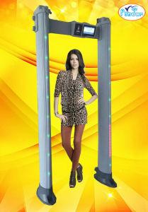 Column Shape Door Frame Walk Through Metal Detector pictures & photos