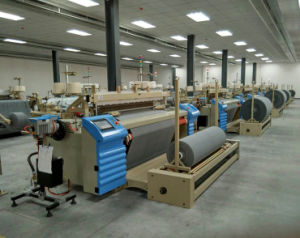 Bed Sheet Making Machine Textile Machine Cotton Weaving Machine Price pictures & photos