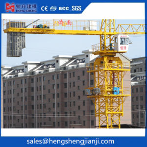 4t Lifter Crane Qtz4708made in China by Hsjj pictures & photos