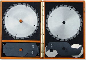 Saw Blade Wood Cutting Set (CW014) pictures & photos