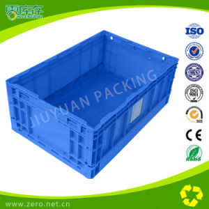 Logistic Plastic Stackable Moving Box for Nissan pictures & photos
