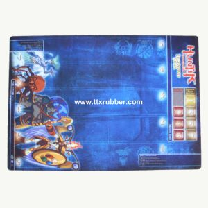 Play Mat, Card Game Mat, Rubber Game Mat pictures & photos