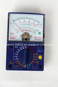 Analog Multimeter 470
