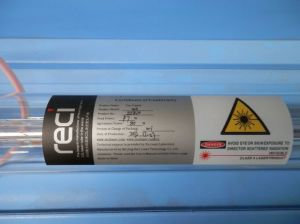 80W / 100W / 130W / 150W CO2 Laser Tube Reci/Yongli pictures & photos