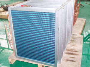 Air Cooled Refrigerator Condenser for Cold Room Storage Room pictures & photos