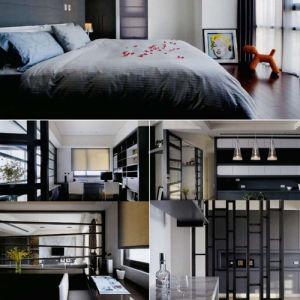 Luxurious Hotel Wooden Furniture Bedroom Set (EMT-SKA06) pictures & photos