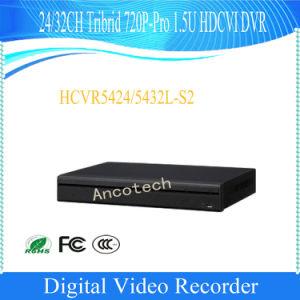 Dahua 24 CH Tribrid 720p-PRO 1.5u Hdcvi DVR (HCVR5424L-S2) pictures & photos