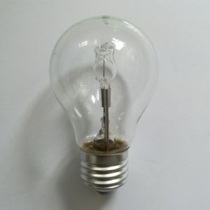 A55 220-240V Clear Halogen Lamp pictures & photos